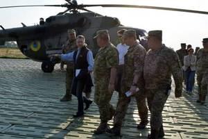 На Донбасс прибыла высокопоставленная делегация США: опубликованы фото
