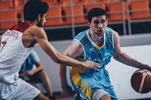 Сборная Украины упустила победу над Турцией на молодежном Евробаскете