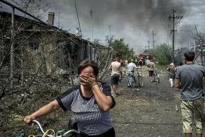 Боевики на Донбассе обстреляли мирных жителей
