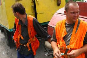 В Киеве почти на три месяца частично перекроют Борщаговскую улицу