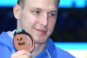 Андрей Говоров стал бронзовым призером чемпионата мира по плаванью