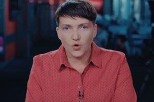 Видеошок: Савченко матом рассказала о ситуации в стране
