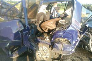 В жутком ДТП на трассе Киев-Чоп погибли три человека