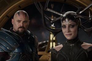 """Вышел новый трейлер """"Тор: Рагнарек"""" с Кейт Бланшетт в роли привлекательной злодейки"""