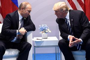 Трамп не намерен отменять санкции против России