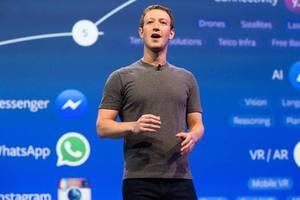 Цукерберг заочно поспорил с Маском о конце света из-за искусственного интеллекта