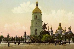 Гетману на коне - 129 лет: 10 фактов про уникальный памятник в Киеве