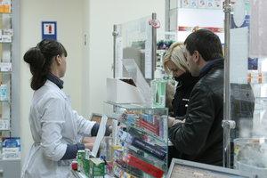 В киевской аптеке посетители сами задержали грабителя