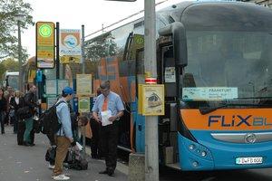 Европейский автобусный перевозчик вышел на рынок Украины