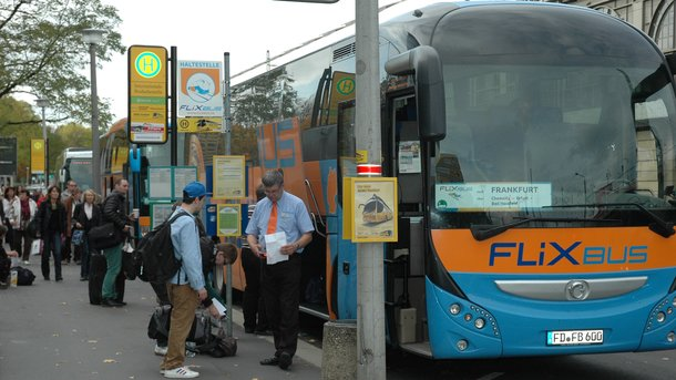 Наукраинский рынок перевозок выходит германский автобусный гигант Flixbus