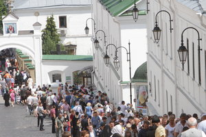 В центре Киева на четыре дня ограничат движение