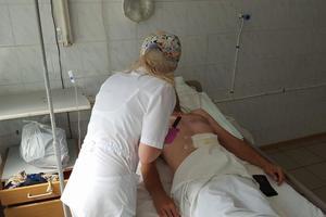 В Одессе врачи спасают тяжелораненого на Донбассе бойца