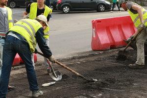 В Киеве ограничат движение транспорта на двух улицах