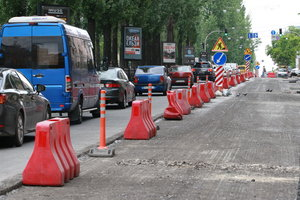 В Киеве вносятся изменения в работу троллейбусов маршрута №39 (схема)