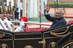 Президент из касты неприкасаемых: что известно о новом главе Индии