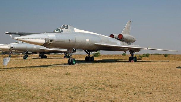 Британский Typhoon сопроводил русские Ту-22 над Чёрным морем