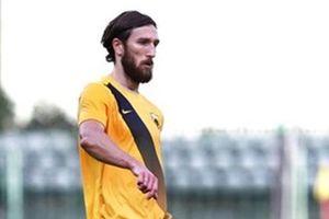 Дмитрий Чигринский выйдет в старте на матч Лиги чемпионов АЕК - ЦСКА