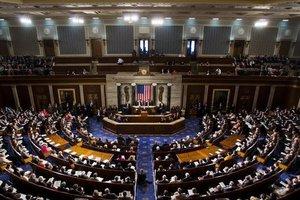 В конгрессе США приняли законопроект по антироссийским санкциям