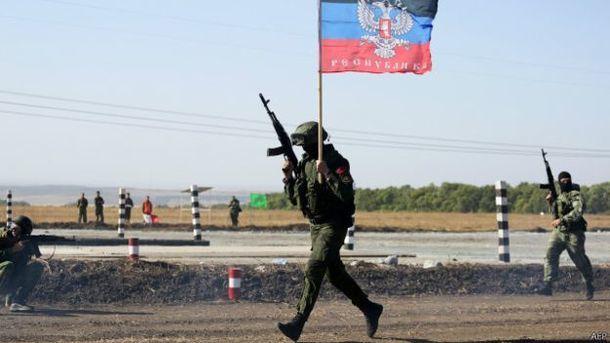 РФ закрыла свою границу для боевиков сДонбасса— ИС