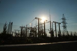 Украина прекратила электроснабжение оккупированных районов Донбасса
