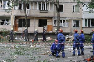 Взрыв дома в Киеве: все подробности