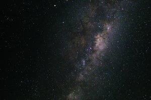 Половина Млечного Пути оказалась внегалактической