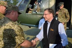 После визита на Донбасс спецпредставитель США Волкер жестко высказался в адрес РФ