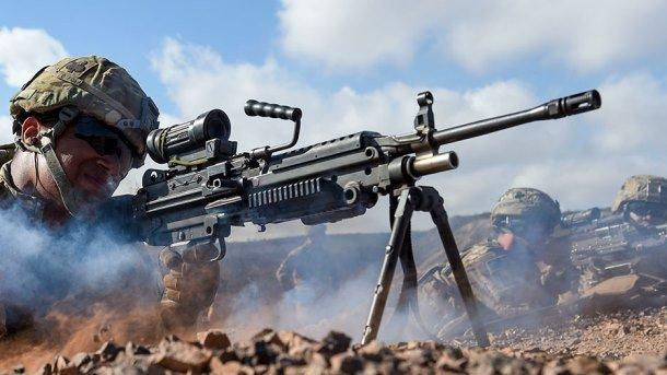 ВГосдепе США планируют купить для Украинского государства снайперское снаряжение