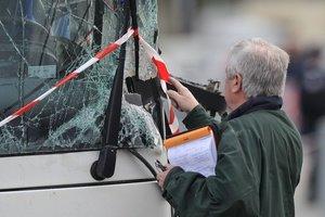 В масштабной аварии во Франции пострадали десятки людей
