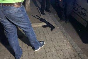 Расстрел бойцов в Днепре: один подозреваемый арестован