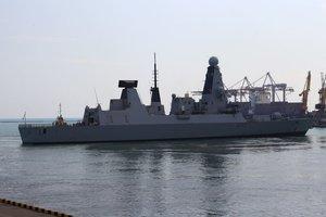 Украина начала новые морские учения с кораблями НАТО