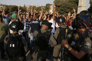 В Иерусалиме в новых столкновениях пострадали 56 человек