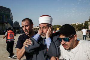 Беспорядки в Иерусалиме: пострадали более 120 человек