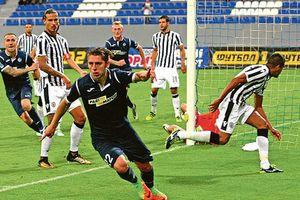 Два украинских клуба стартовали в Лиге Европы с ничьих