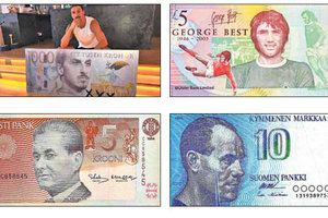Деньги со звездами спорта: купюры, на которых изображены спортсмены