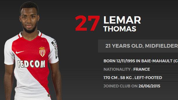 L'Equipe: «Арсенал» предложил 50 млн евро заполузащитника «Монако» Тому Лемара
