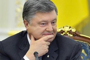 Порошенко отреагировал на голосование Сената США по новым санкциям против России