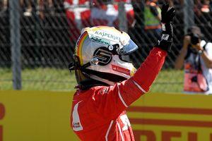 Квалификацию Гран-при Венгрии выиграл Себастьян Феттель