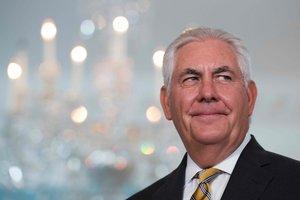 Тиллерсон объяснил, ради чего США вводят новые санкции против России