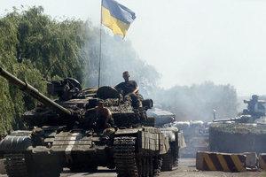 Военные дали отпор боевикам на Донбассе