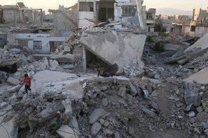 МИД Сирии пожаловался в ООН на коалицию во главе с США