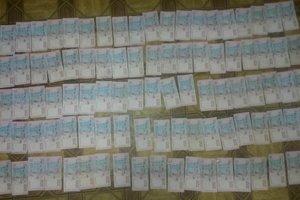 В Винницкой области на взятке задержали инспектора таможни