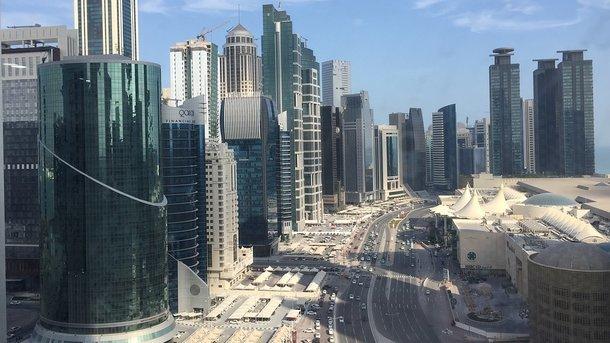 Доха, Катар. Фото: Pixabay