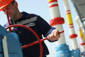 Украина заметно увеличила запасы газа к зиме