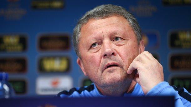Мирон Маркевич. Фото AFP