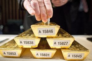 Курс на золото: в мире резко вырос спрос на драгоценный металл
