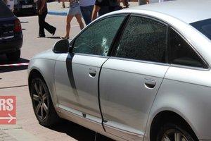В центре Ивано-Франковска расстреляли авто бизнесмена