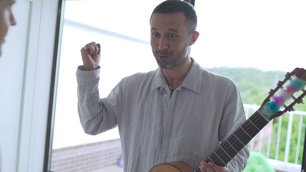 Сергей Бабкин в программе «Зе Интервьюер»