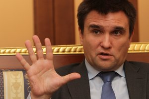 """Климкин посоветовал европейцам """"пересчитывать пальцы"""" после скандала с турбинами Siemens"""