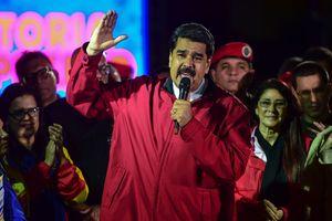 Минфин США ввел санкции против президента Венесуэлы